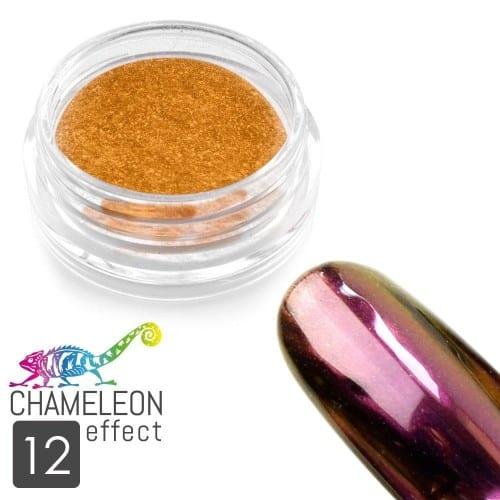 efekt kameleona na paznokciach nr 12