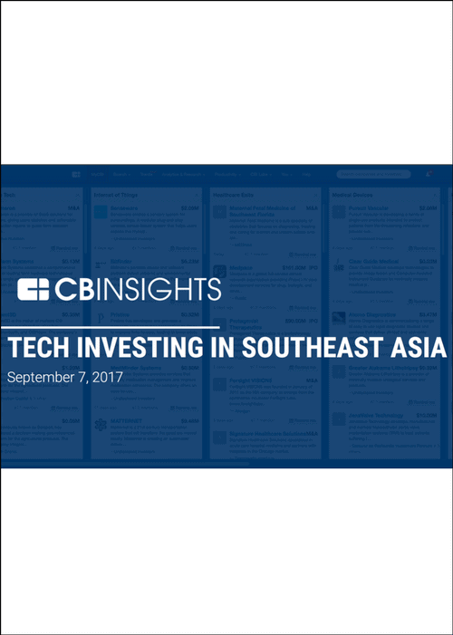 Tech investment Southeast Asia