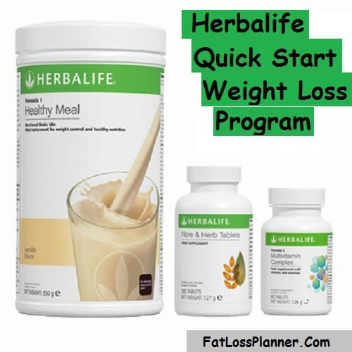 how to use herbalife for maximum weight loss - Morning