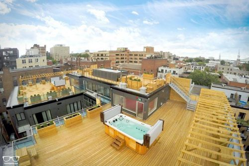 M Montreal Hostel is one of the best hostels in Montreal, Canada