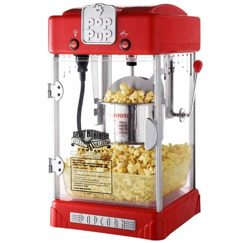 Great Northern Commercial Popcorn Machine