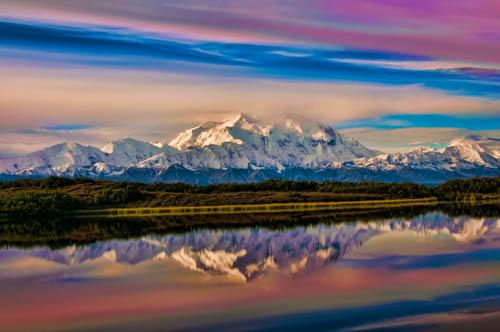 Viaggio in auto in Alaska. Avventure sulle Highways