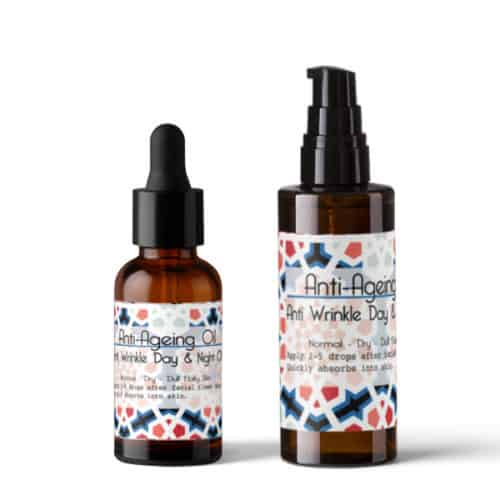 Anti Ageing - Anti wrinkle oil