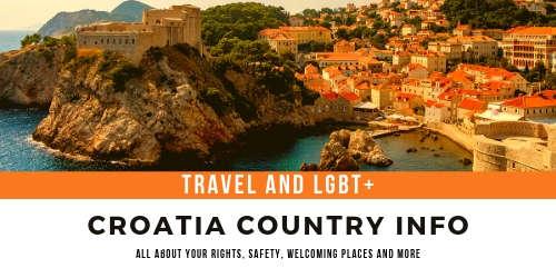 Croatia - LGBT+ country information
