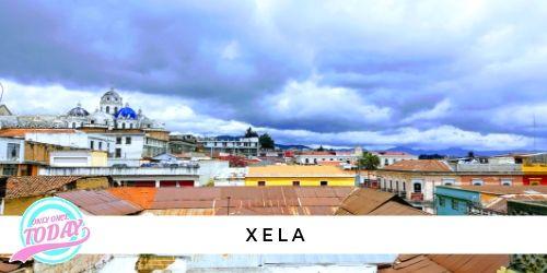 Xela city trip