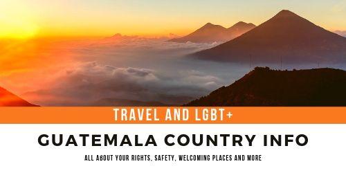 LGBT country infoe Guatemala