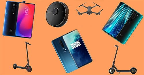 Xiaomi, Segway, OnePlus Deals