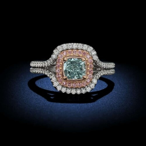 natural-fancy-green-cushion-cut-diamond-engagement-ring