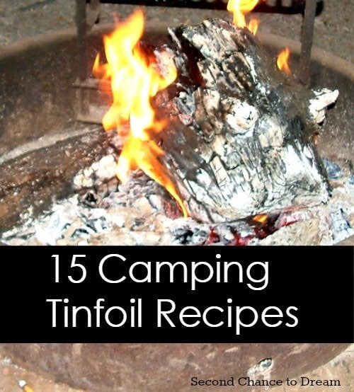 Second Chance to Dream: 15 Camping Tinfoil Recipes