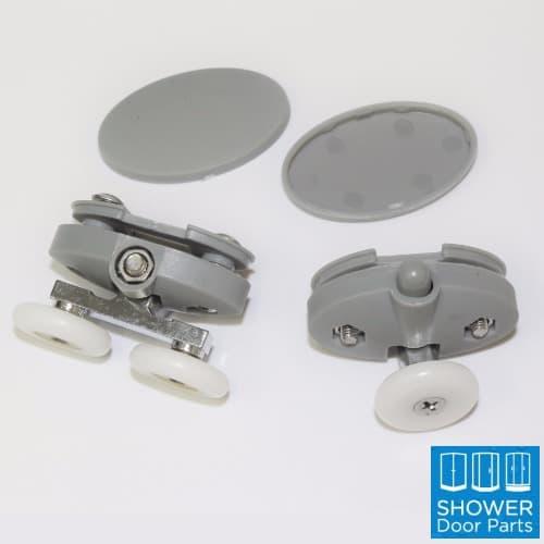 R1W Top R1G bottom shower door parts