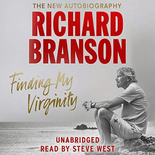 Finding My Virginity Audiobook