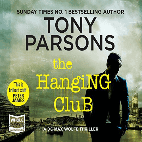 The Hanging Club Audiobook