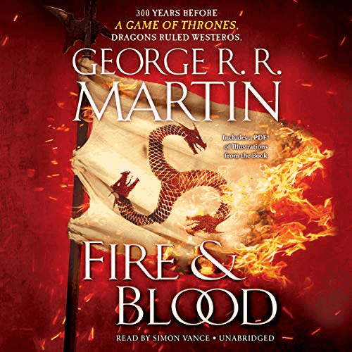 Fire and Blood Audiobook