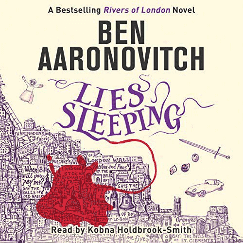 Lies Sleeping Audiobook