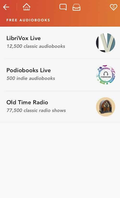 Audiobooks HQ
