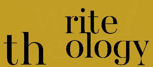 write theology