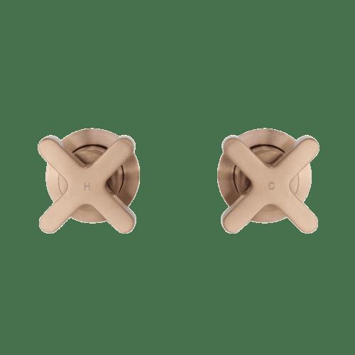 Infiniti Cross Assembly Mixer - Copper