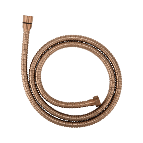 Aliah Shower Hose - Brushed Copper