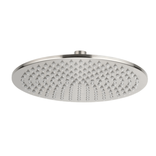 Dana Round Shower Head 250mm - Brushed Nickel