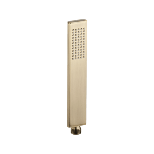 Kobi Curved Hand Shower - Brushed Brass