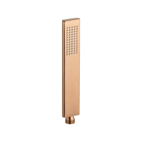 Kobi Curved Hand Shower - Brushed Copper