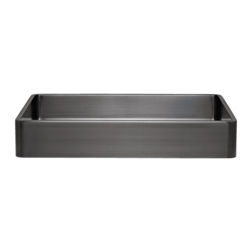 Ora Basin Sink 470mm - Gunmetal