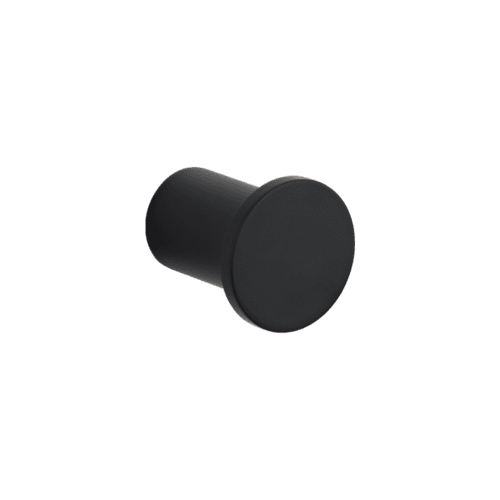 Otto robe hook - Matte Black
