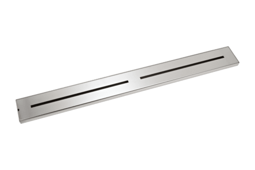 Trey Shower Channel Waste - Stainless Steel - 900mm1