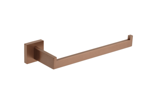 Vaada Hand Towel Holder - Brushed Copper