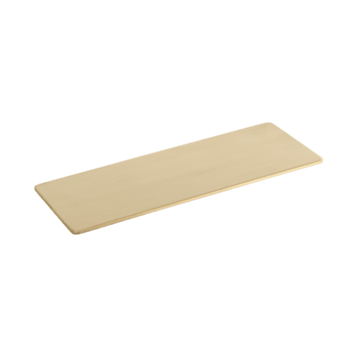 Vaada Shower Shelf Soap Dish 230mm - Brass