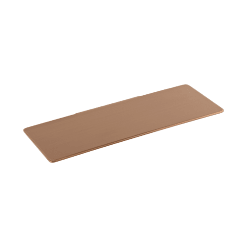 Vaada Shower Shelf Soap Dish 230mm - Brushed Copper