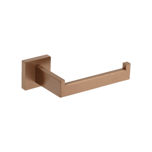 Vaada Toilet Roll Holder - Brushed Copper