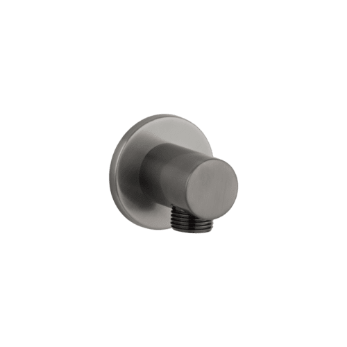 Zana Round Shower BP - Gunmetal