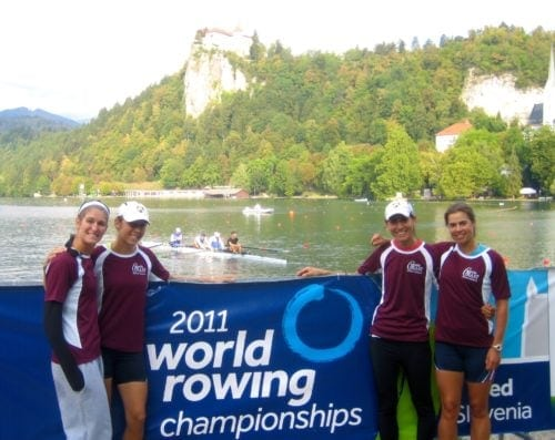 Giant Alum: Hillary Saeger, Rowing Champion and Former Packing Specialist