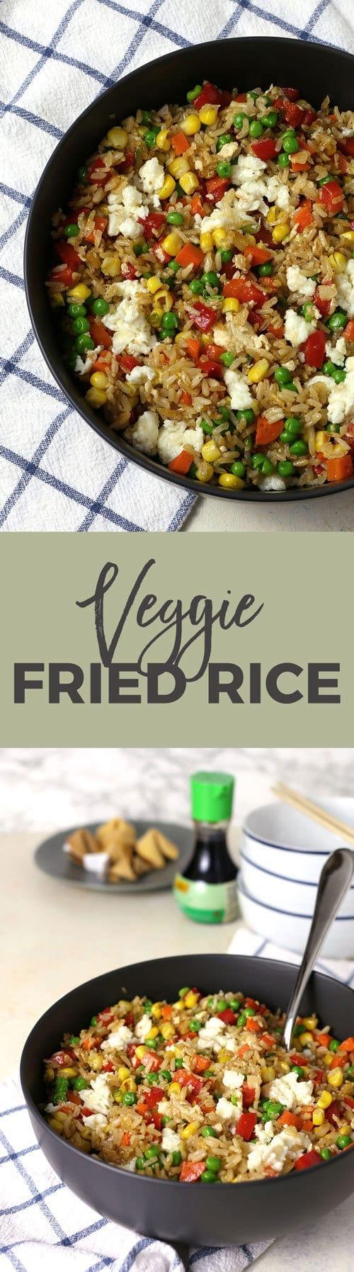 veggie fried rice long pin