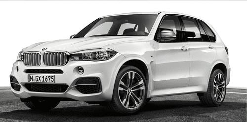 BMW X5 F15 ab 2013 sicherste Alarmanlage