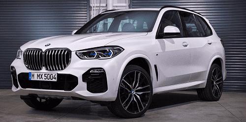 BMW X5 G05 F15 sicherste Alarmanlage 1