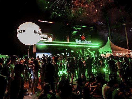 Heineken® Design Week Party