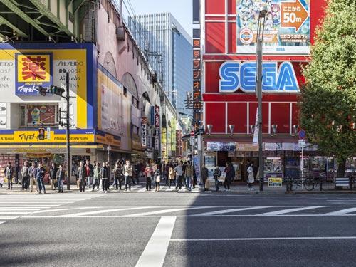 viaggio fotografico a Tokyo