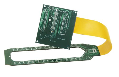 Dynamic Flex - rigid flex pcb