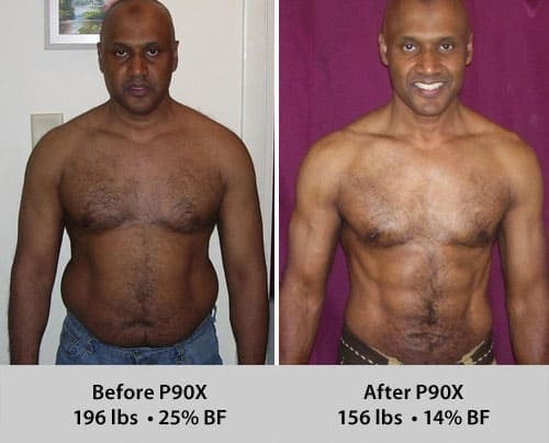 P90X Altaf Results
