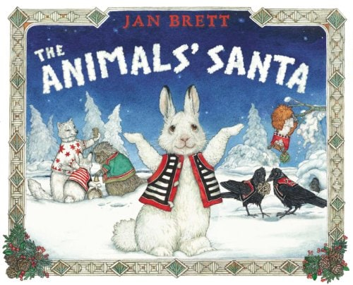 The Animal's Santa by Jan Brett