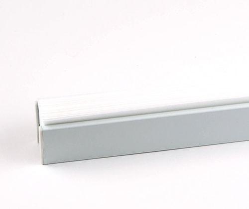 Productfoto van het plissè gordijn wit