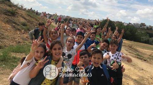 excursiones para colegios en sevilla