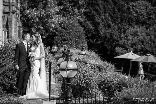 Couple photo at Nutfield Priory
