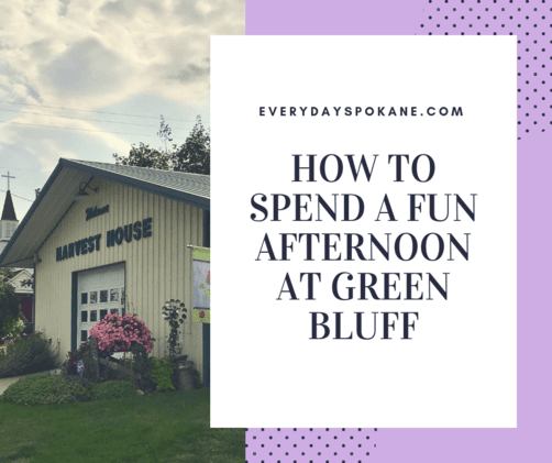 Facebook image of Green Bluff