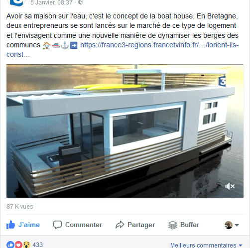 House Boat SEALOFT