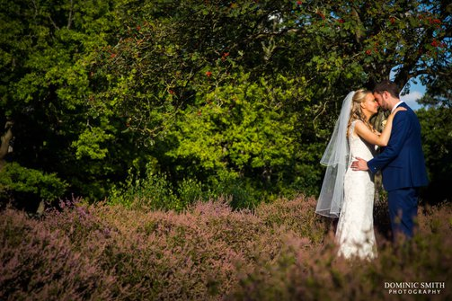 Wedding of Sophie and Simon at Croham Hurst Woods