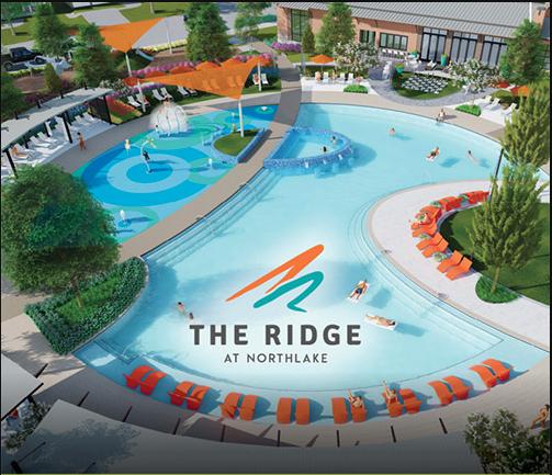 Ridge at Northlake Amenity Center