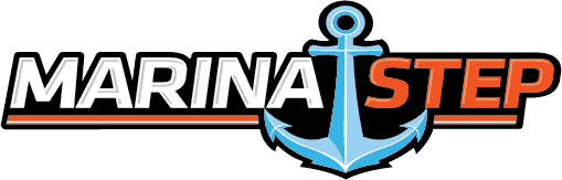 MarinaStep Aluminum Gangway Logo